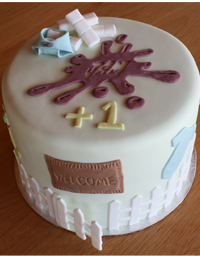 Occasion Cakes Gallery